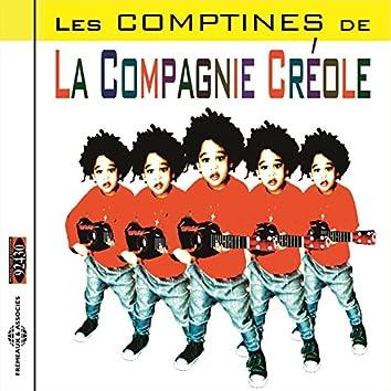 Les comptines de La Compagnie Créole