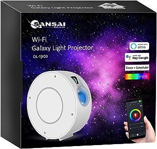Sansai WiFi Galaxy Light Projector Amazon Alexa & Google Home Smart App Control