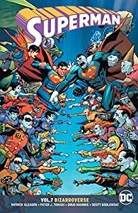 Superman (2016-2018) Vol. 7: Bizarroverse