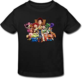 Toddler's 100% Cotton Toy Story Funny T-Shirt
