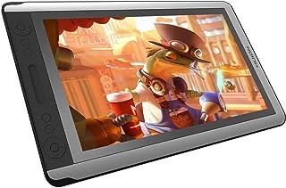 Huion KAMVAS 16 Upgraded Drawing Monitor Pen Display Tilt Battery Free Stylus 8192 Pressure Sensitivity 15.6inch