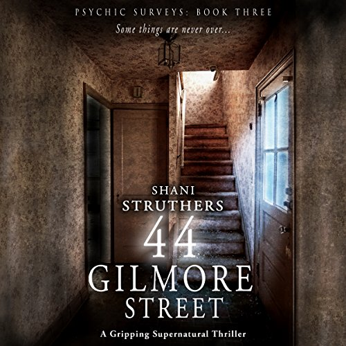 44 Gilmore Street audiobook cover art