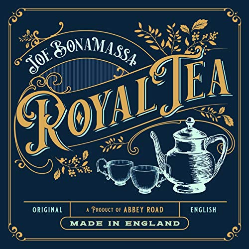 Royal Tea (Ltd.180g Transparent 2lp Gatefold) [Vinyl LP]