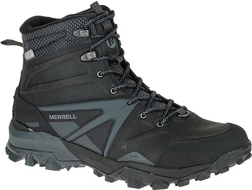 Merrell Capra Glacial Ice+ Mid Waterproof, Chaussures de Randonnée Hautes Homme