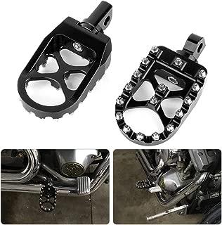 Amazicha Black Leather Solo Seat 3 Spring Mounting Bracket Kit For Harley Honda Yamaha Kawasaki Suzuki Sportster Bobber Chopper