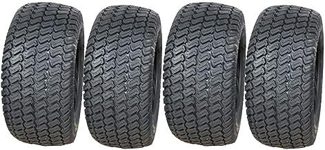 Parnells 18x8.50-8 Cortacésped Neumático, 4 Capas Césped, Hierba - Cortacésped Neumático - Wanda P332 - Set de 4