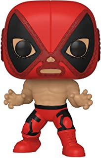 Funko Pop! Marvel: Luchadores - Deadpool