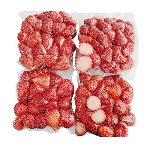 イグナルファーム 冷凍いちご 完熟苺 冷凍フルーツ 500g×4 冷凍 イチゴ ヘタなし 国産 宮城