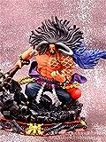 AMrjzr Manyou Anime One Piece La Criatura más Fuerte Bestia Kaido Estatua Figura-1 Estilo-24CM