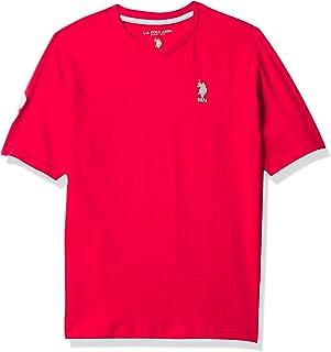 U.S. POLO ASSN. boys SS V-NECK TEE T-Shirt
