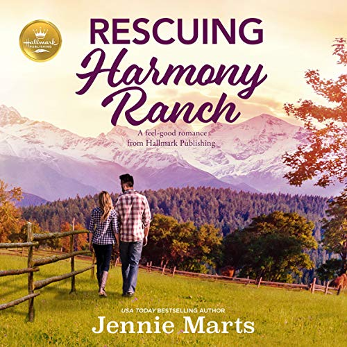 Rescuing Harmony Ranch cover art