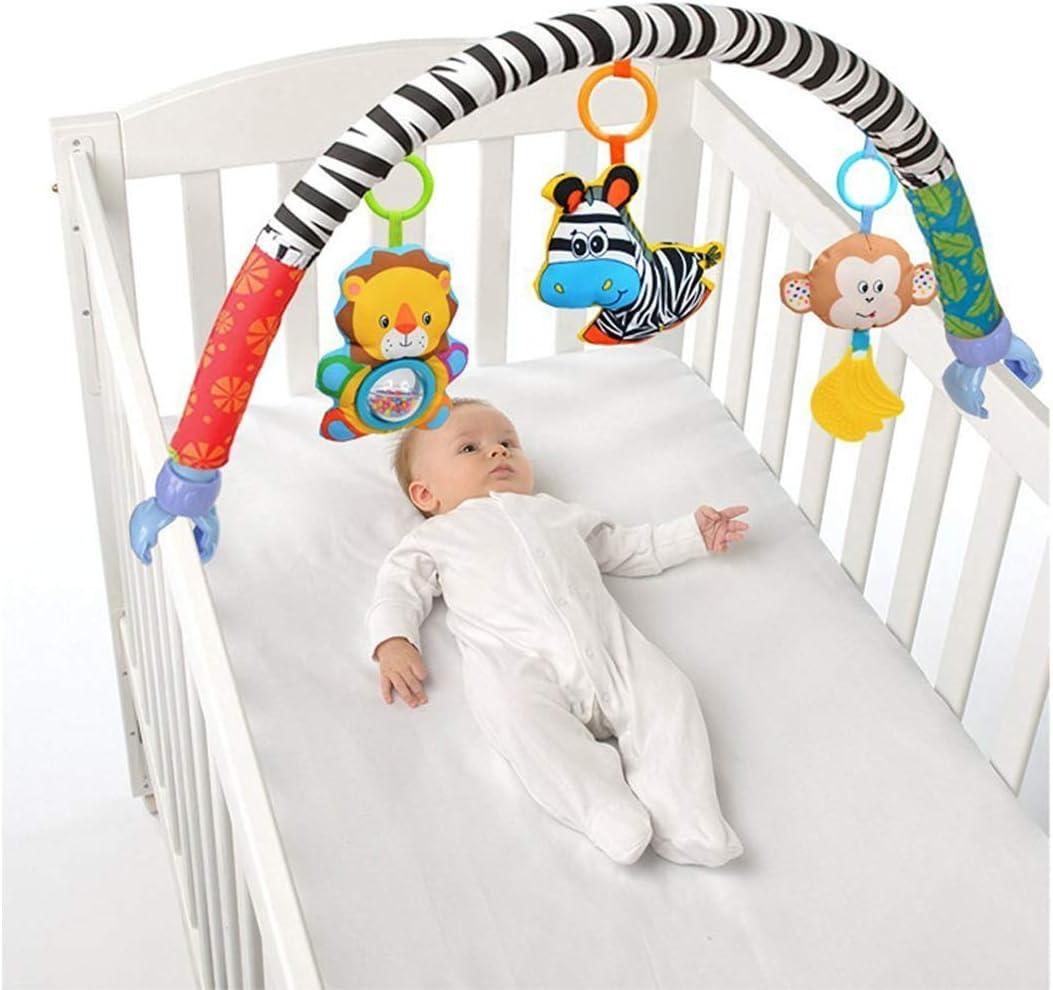VX-star Baby Travel Play Arch Cloth Anim Stroller Accessory Crib High quality Sale special price new
