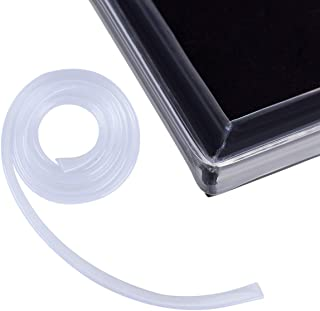 Cunina Transparent Table Edge Furniture Guard Corner Protectors Baby Safety Bumper Strip 1 Rolls 20ft(6m) with Double-Sided