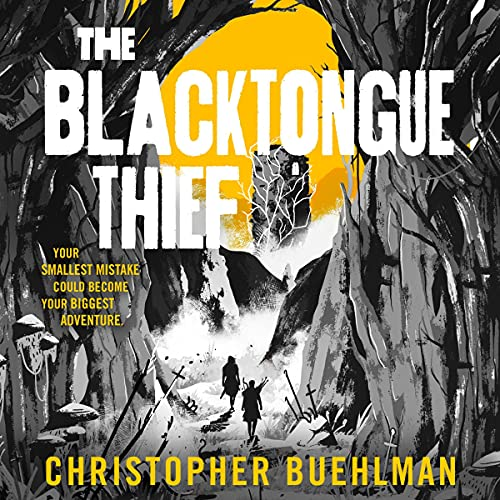 The Blacktongue Thief Audiobook By Christopher Buehlman cover art