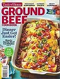 Taste of Home Ground Beef Cookbook Magazine Spring 2017