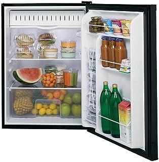 Compact Single-Door Refrigerator Ft Keystone KSTRC331DB Full-Width Freezer Compartment in Black Energy Star 3.3 Cu