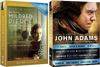 HBO Award Winning Miniseries Blu-ray Collection: Mildred Pierce: Collector's Edition [5-Part, Blu-ray + DVD] / John Adams ...