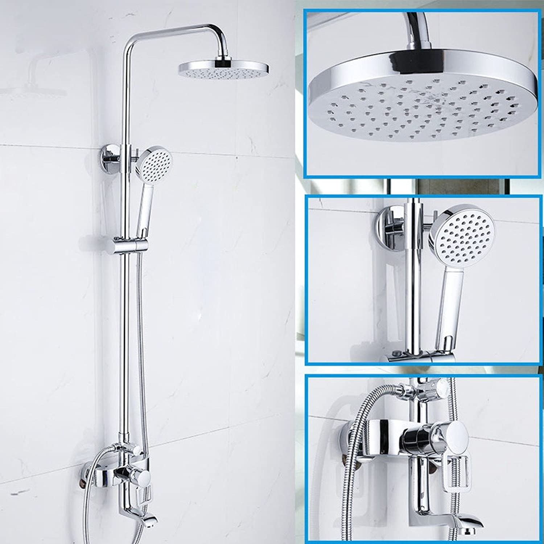 YFF@ILU 3 Cu alle Dokument duschen Kit-lift Dusche Armaturen Kit,