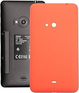 Förnyelse Reparation för skärmskydd IPartsbuy för Nokia Lumia 625 Batteri Batteriladdning med sidoknappstillbehör (Color :...