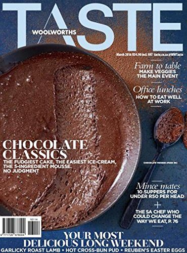 Taste cookbook: Chocolate Classic (English Edition)