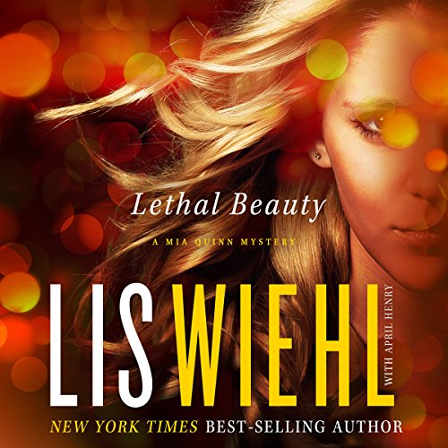 Lethal Beauty audiobook cover art
