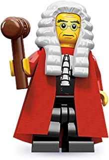 lego lawyer minifigure