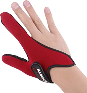 Uniwit Professional Thumb + Index Finger Neoprene Glove for Fishing