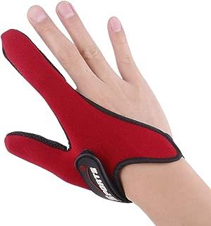 Uniwit Professional Thumb + Index Finger Neoprene Glove for Fishing