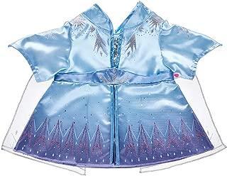 Build A Bear Workshop Disney Frozen 2 Elsa Travel Costume