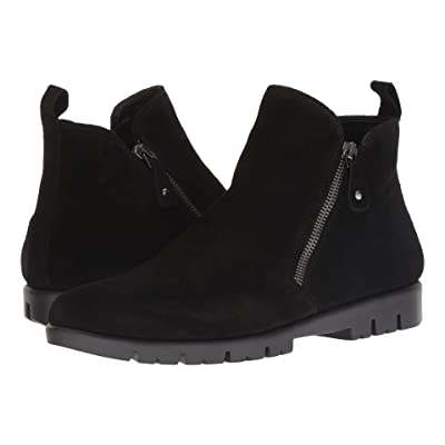 The FLEXX Hot Tamale (Black Waterproof Suede) Women