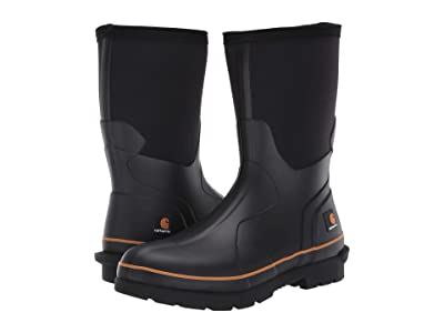 Carhartt Mudrunner 10 Non-Safety Waterproof Rubber Boot (Black) Men