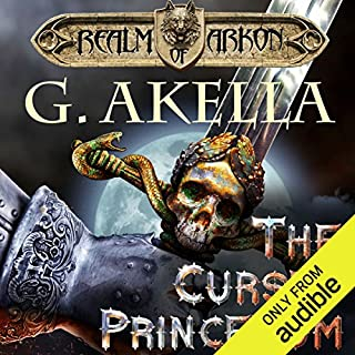 The Cursed Princedom                   Written by:                                                                                                                                 G. Akella                               Narrated by:                                                                                                                                 Zach Villa                      Length: 10 hrs and 53 mins     3 ratings     Overall 5.0