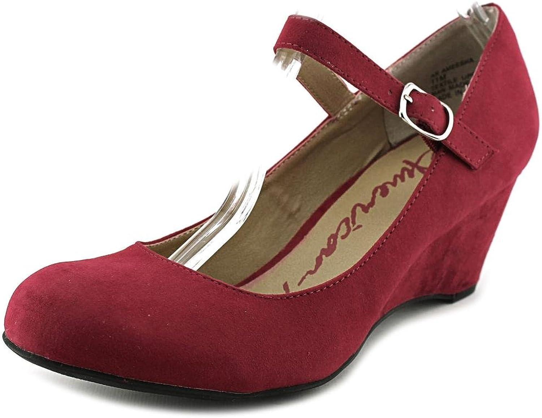 American Rag Ameesha Women US 8 Red Wedge Heel