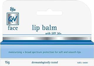 QV Face Lip Balm with SPF 30+, 15 g