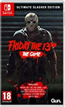 Friday The 13 The Game Nintendo Switch (Nintendo Switch)