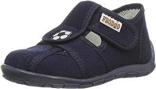 Froddo Froddo Boy Blue Slipper G17000041-1 - Zapatillas de Estar por casa de Lona para niño