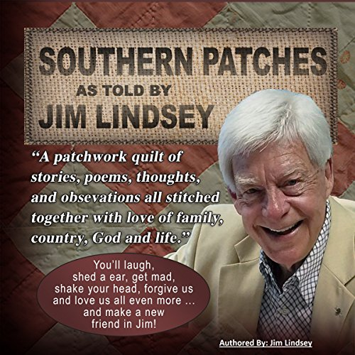 Southern Patches audiobook cover art