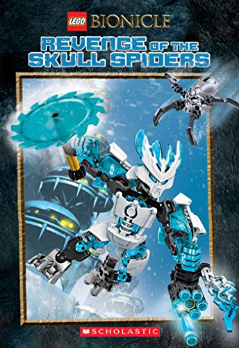 Revenge of the Skull Spiders (LEGO Bionicle: Chapter Book #2) (English Edition)