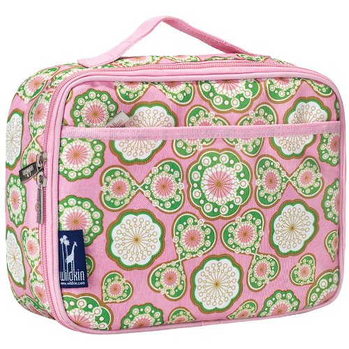 Wildkin Kids Insulated Lunch Box Bag for Boys and Girls, Perfect Size for Packing Hot or Cold Snacks for School & Travel, Measures 9.75 x 7.5 x 3.25 Inches, Mom's Choice Award Winner (Majestic)