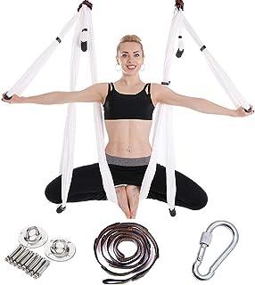 comprar comparacion RENS Hamacas De Yoga Aéreo, Columpio De Yoga Interior Antigravedad Ultra Fuerte para Pilates Antigravedad De Yoga