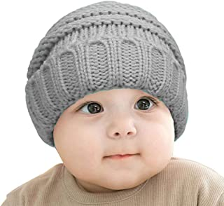 Aszlyni Infant Hat Baby Boys Girl Knitt Hats Soft Cute...