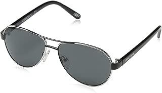 SE9025 Gafas de Sol, Negro (Shiny Black/Smoke), 53 para Niños