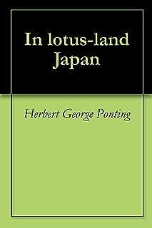 In lotus-land Japan (English Edition)
