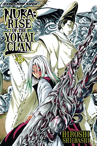 Nura: Rise of the Yokai Clan, Vol. 13: Conflict (English Edition)