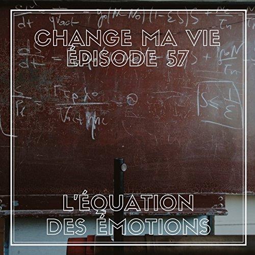 L'Équation des émotions Audiobook By Clotilde Dusoulier cover art