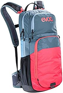Evoc, CC 16 + 2L Bladder, Hydration Bag, Volume: 16L, Bladder: Included (2L), Slate/Red