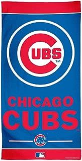 Wincraft MLB Chicago Cubs Beach Towel
