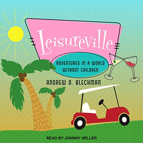Leisureville audiobook cover art