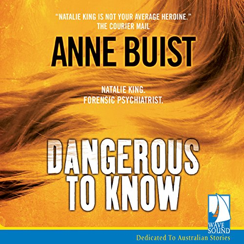 Dangerous to Know audiobook cover art