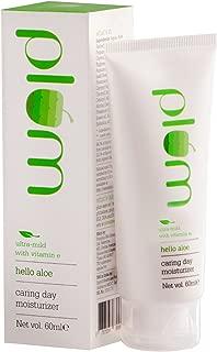Plum Hello Aloe Caring Day Moisturizer, 60ml